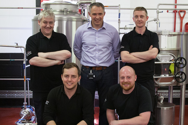 Caledonian Brewery gets crafty with new pilot brewery