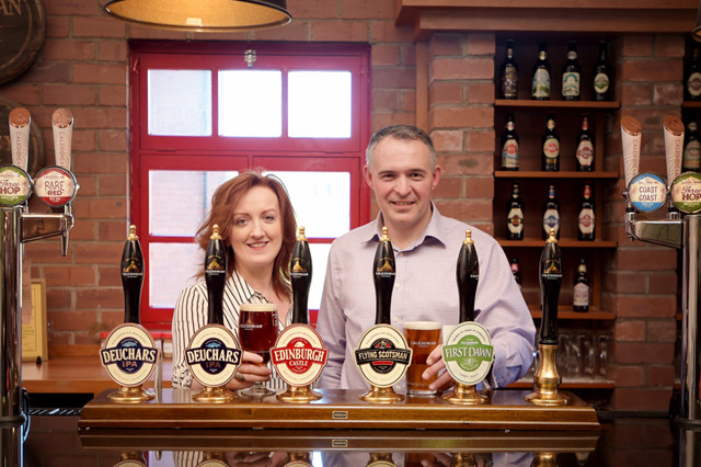 Edinburgh Festival Fringe teams up with Caledonian Brewery